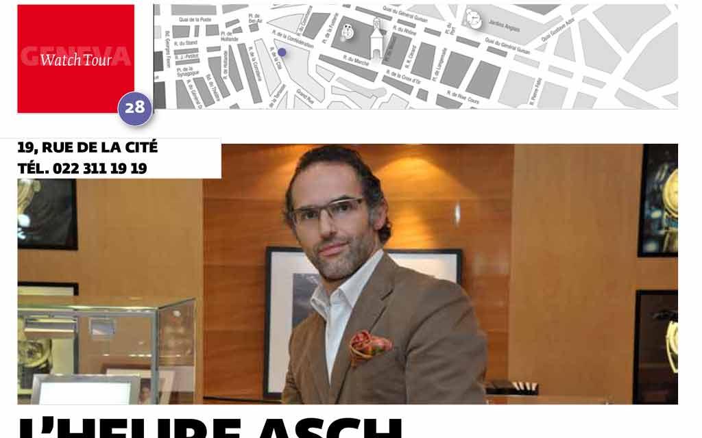 GMT – L'Heure AscH